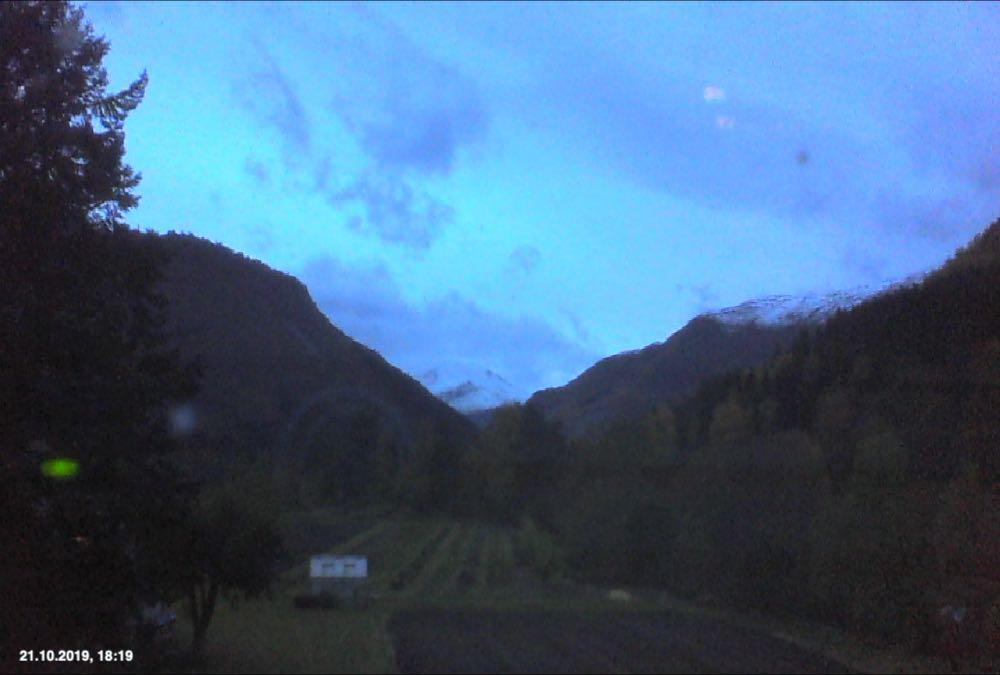 Webcam Valldalen, Norddal, Møre og Romsdal, Norwegen